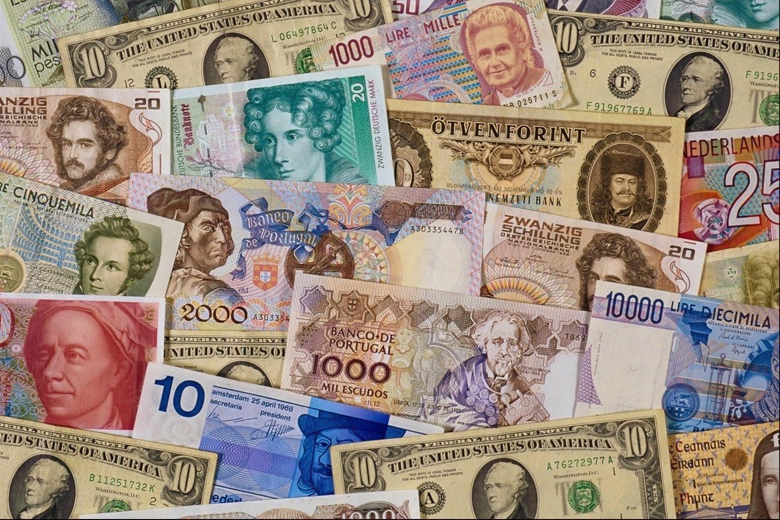 Корреляция валютных пар в трейдинге
