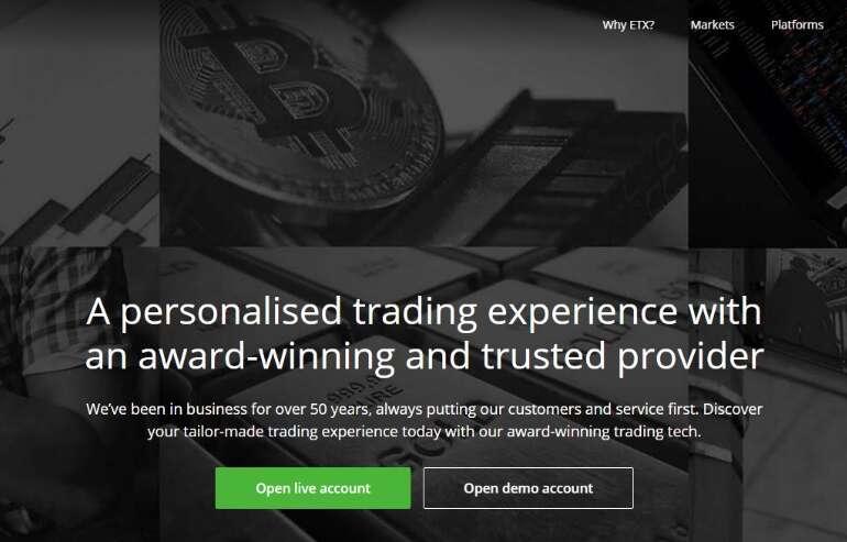 ETX Capital – выдуманный брокер?